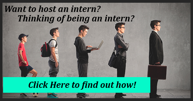Want to host an intern? Thinking of being an intern?