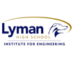 The Institute for Engineering at Lyman High School Logo