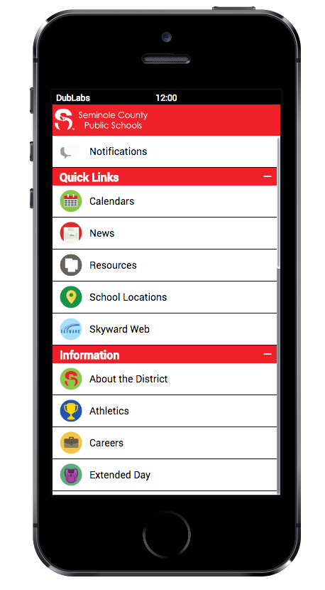 SCPS App