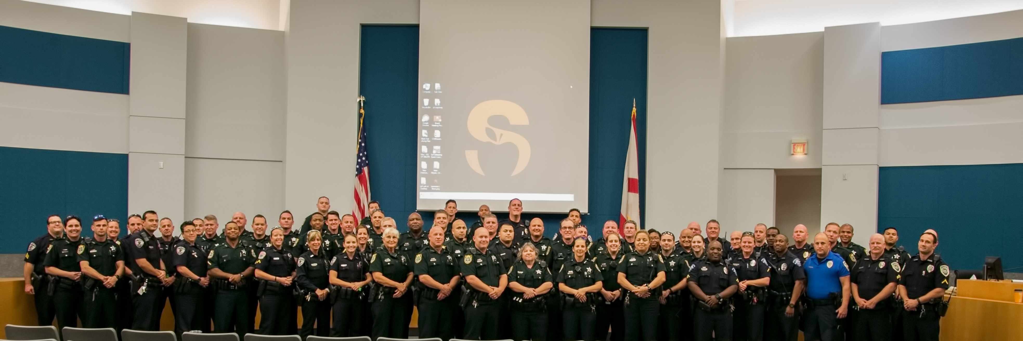 SCPS School Resources Officer Group Photo